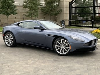 2018 Aston Martin DB11 V8 Automatic 2 Door RWD 4.0L V8 Engine Coupe