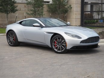 2018 Aston Martin DB11 Base Coupe RWD Automatic 4.0L V8 Engine
