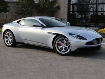 2019 Aston Martin DB11 V8 Coupe Automatic RWD 2 Door