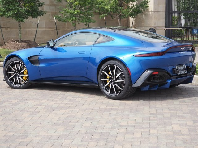 2019 Aston Martin Vantage Base Rwd Coupe For Sale In Houston Tx A765