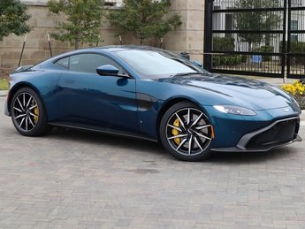 2019 Aston Martin Vantage Base Automatic V8 Engine 2 Door