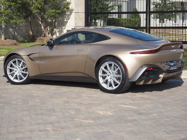 2019 Aston Martin Vantage Base Rwd Coupe For Sale In Houston Tx A775