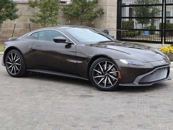 2019 Aston Martin Vantage Base 2 Door Coupe RWD
