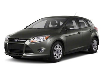 2012 Ford Focus SE 4 Door Gas I4 2.0L/121 Engine Hatchback Automatic FWD