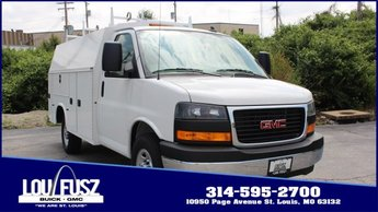 2019 Summit White GMC Savana Commercial Cutaway Work Van Car Automatic Gas V8 6.0L/364 Engine RWD 2 Door