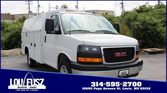 2019 GMC Savana Commercial Cutaway Work Van Car 2 Door RWD