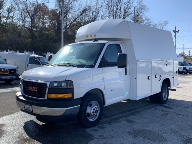 2019 GMC Savana Commercial Cutaway Work Van Car Automatic 2 Door Gas V8 6.0L/364 Engine