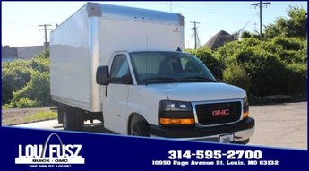 2019 Summit White GMC Savana Commercial Cutaway Work Van Automatic RWD 2 Door Specialty Vehicle Cutaway Gas V8 6.0L/364 Engine