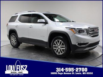 2017 Quicksilver Metallic GMC Acadia SLE 4 Door Gas V6 3.6L/223 Engine FWD
