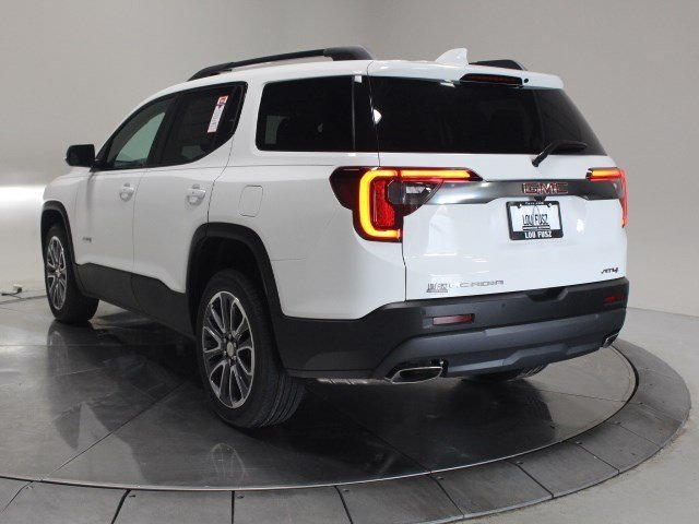 2020 GMC Acadia AT4 4 Door SUV 4X4 Automatic