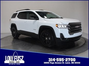2020 GMC Acadia AT4 4X4 4 Door SUV Gas V6 3.6L/223 Engine Automatic