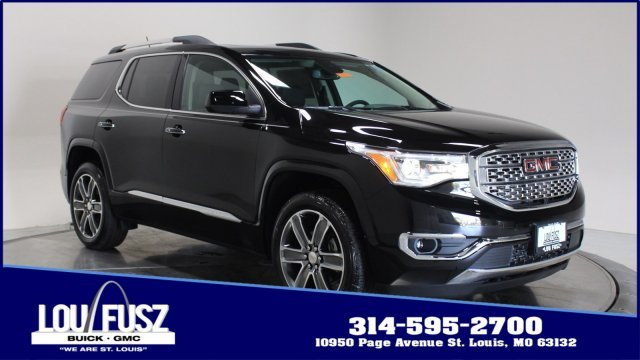 2019 GMC Acadia Denali AWD SUV Gas V6 3.6L/223 Engine 4 Door