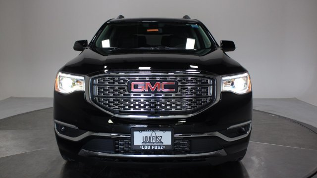 2019 Ebony Twilight Metallic GMC Acadia Denali AWD Automatic 4 Door Gas V6 3.6L/223 Engine