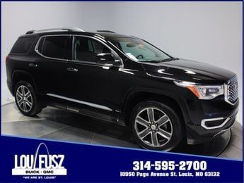 2019 Ebony Twilight Metallic GMC Acadia Denali AWD Automatic SUV Gas V6 3.6L/223 Engine 4 Door