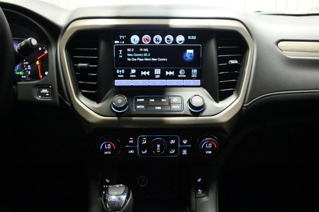 2019 Ebony Twilight Metallic GMC Acadia Denali SUV Automatic 4 Door