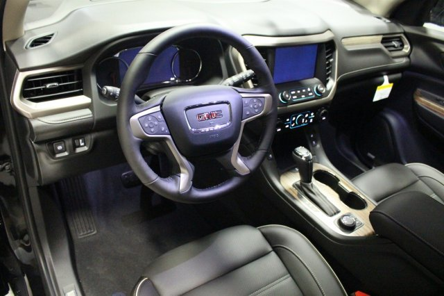 2019 Ebony Twilight Metallic GMC Acadia Denali AWD Automatic 4 Door Gas V6 3.6L/223 Engine SUV
