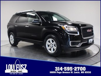 2016 GMC Acadia SLE SUV FWD Automatic Gas V6 3.6L/217 Engine 4 Door