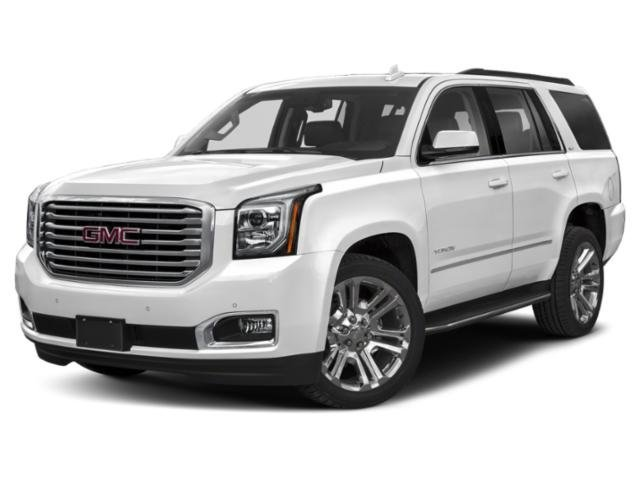 2020 Dark Sky Metallic GMC Yukon SLT 4 Door Automatic Gas V8 6.2L/376 Engine
