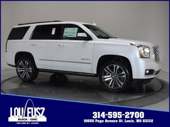 2020 GMC Yukon Denali SUV Gas V8 6.2L/376 Engine 4 Door Automatic