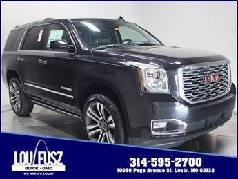 2020 Carbon Black Metallic GMC Yukon Denali SUV Automatic 4 Door Gas V8 6.2L/376 Engine