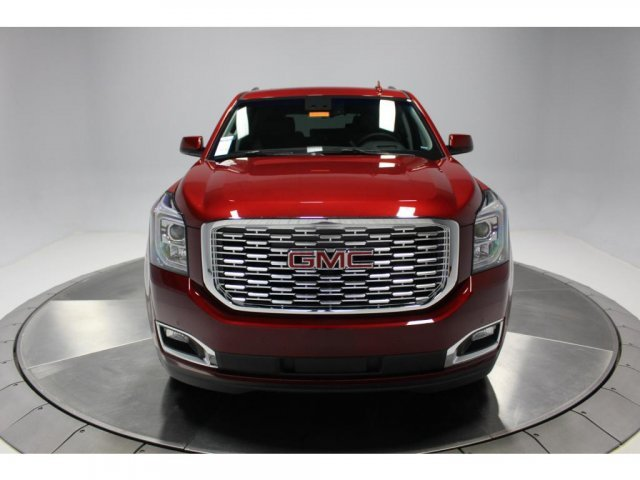 2018 Crimson Red Tintcoat GMC Yukon Denali Gas V8 6.2L/376 Engine 4 Door 4X4