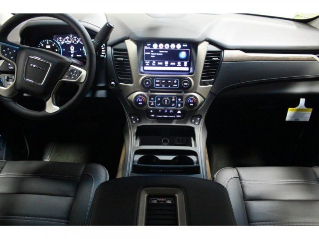 2018 GMC Yukon Denali Gas V8 6.2L/376 Engine Automatic 4 Door