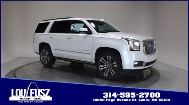 2020 GMC Yukon Denali 4X4 SUV 4 Door Automatic Gas V8 6.2L/376 Engine