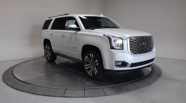 2020 GMC Yukon Denali 4X4 Gas V8 6.2L/376 Engine 4 Door Automatic SUV