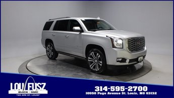 2019 GMC Yukon Denali SUV Gas V8 6.2L/376 Engine Automatic 4 Door