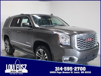 2020 Smokey Quartz Metallic GMC Yukon Denali Gas V8 6.2L/376 Engine 4X4 4 Door SUV Automatic