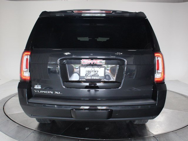 2020 Carbon Black Metallic GMC Yukon XL SLE 4X4 4 Door Automatic Gas V8 5.3L/325 Engine SUV