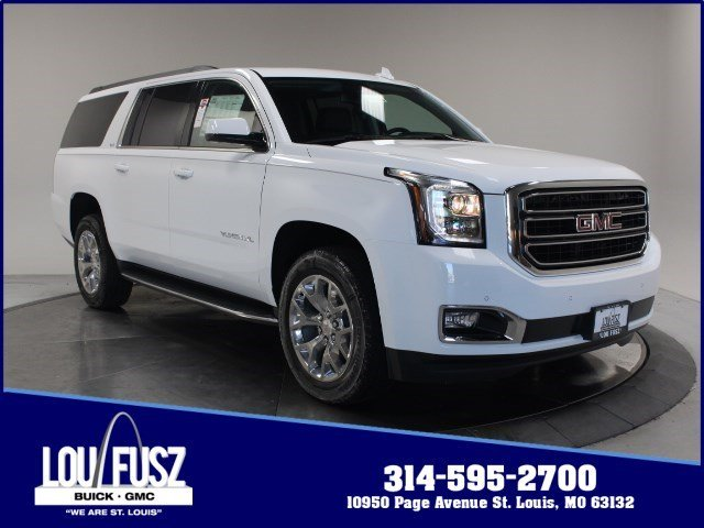 2020 GMC Yukon XL SLT Automatic Gas V8 5.3L/325 Engine 4X4 SUV 4 Door