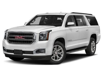 2020 GMC Yukon XL SLT 4X4 Gas V8 6.2L/376 Engine Automatic