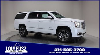 2020 Summit White GMC Yukon XL Denali SUV Automatic 4X4 Gas V8 6.2L/376 Engine 4 Door