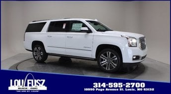 2020 Summit White GMC Yukon XL Denali SUV 4 Door Automatic Gas V8 6.2L/376 Engine 4X4