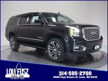 2020 Carbon Black Metallic GMC Yukon XL Denali Gas V8 6.2L/376 Engine Automatic 4X4
