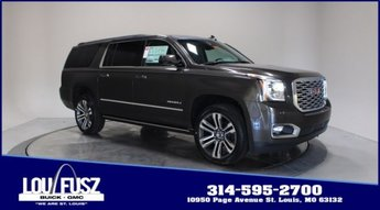 2020 Smokey Quartz Metallic GMC Yukon XL Denali 4 Door 4X4 Automatic