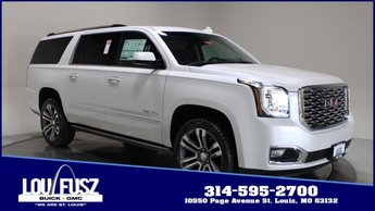 2019 White Frost Tricoat GMC Yukon XL Denali 4 Door Gas V8 6.2L/376 Engine 4X4 SUV