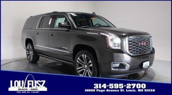 2019 Smokey Quartz Metallic GMC Yukon XL Denali 4 Door 4X4 Gas V8 6.2L/376 Engine Automatic SUV
