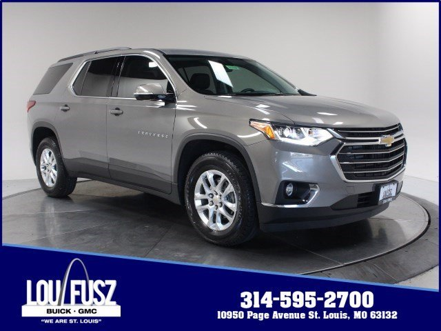 Chevy Traverse Used >> Used 2019 Chevy Traverse Lt Leather Fwd Suv For Sale In St