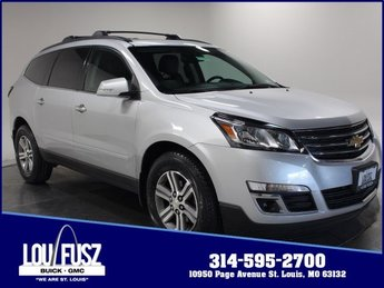 2017 Chevy Traverse LT AWD Automatic 4 Door