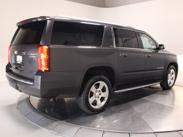 Used 2015 Chevy Suburban LTZ 4X4 SUV For Sale In St. Louis ...