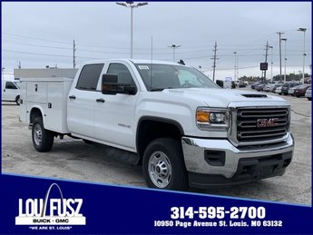 2019 GMC Sierra 2500HD Base Turbocharged Diesel V8 6.6L/403 Engine Truck 4 Door Automatic RWD