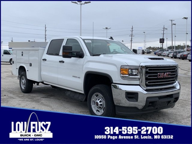 2019 GMC Sierra 2500HD Base Truck 4 Door Automatic RWD Turbocharged Diesel V8 6.6L/403 Engine