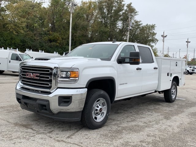 2019 GMC Sierra 2500HD Base Automatic RWD Truck Turbocharged Diesel V8 6.6L/403 Engine