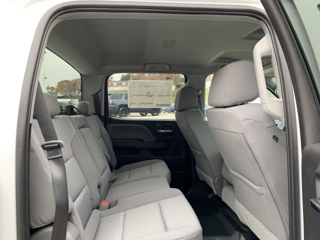 2019 Summit White GMC Sierra 2500HD Base Automatic RWD Truck
