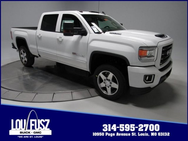 2018 GMC Sierra 2500HD SLT 4X4 Truck For Sale In St. Louis ...