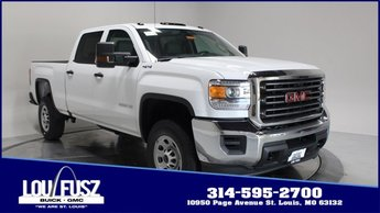 2019 Summit White GMC Sierra 3500HD Base Automatic 4 Door 4X4 Gas/Ethanol V8 6.0L/366 Engine Truck