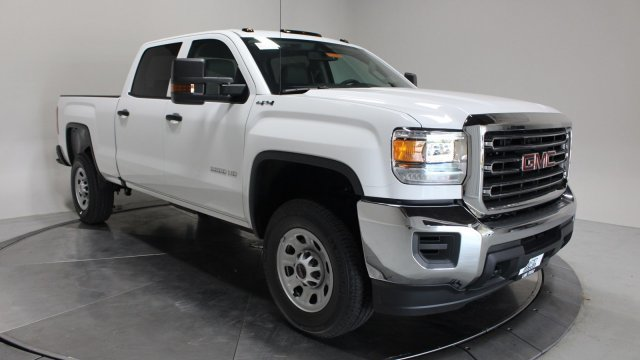 2019 GMC Sierra 3500HD Base 4 Door Gas/Ethanol V8 6.0L/366 Engine Truck 4X4 Automatic