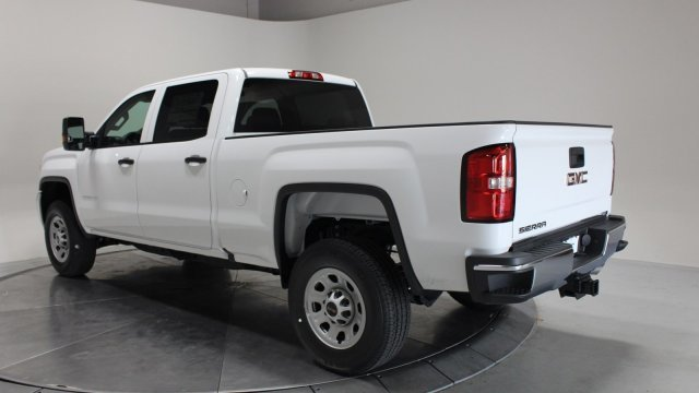 2019 GMC Sierra 3500HD Base Automatic 4X4 Truck 4 Door Gas/Ethanol V8 6.0L/366 Engine